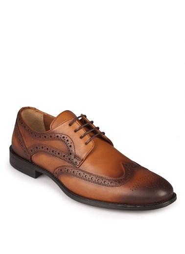 Bağcıklı Oxford Ayakkabı-Matraş